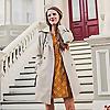 The Golden Girl | Illinois Fashion Blog