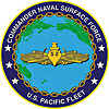 Naval Surface Force U.S. Pacific Fleet