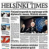 News from Finland - 'Helsinki Times'