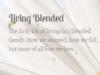 Living Blended