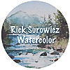 Rick Surowicz Watercolor | | Watercolor Painting Tutorials