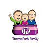 Lisa & Rebecca - Theme Park Family