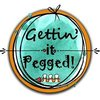 Gettin' It Pegged…Loom Knitter's Clique