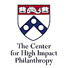 University of Pennsylvania | Center for High Impact Philanthropy Blog