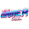 Retro Gamer Girl