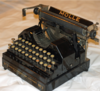 Type OH! The manual typewriter experience…