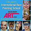 Face body Art | Face Painting Blog