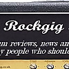 Rock Gig Reviews
