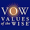Values of the Wise | Wisdom, Knowledge, Values by Author Jason M.