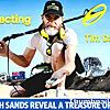 Beach Detecting the Money Pot by Tim Davies