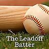 the leadoff batter