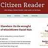 Citizen Reader | Nonfiction Blog