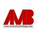 Aman's Maths Blog
