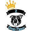 2 DOGS PAWS