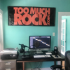 Too Much Rock