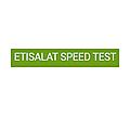 Etisalat Speed Test