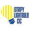 Stripy Lightbulb CIC