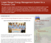 Logan Ranger Energy Management System for a Prosthetic Limb