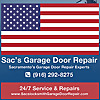 Sac's Garage Door Repair