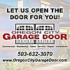 Oregon City Garage Door