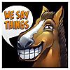We Say Things