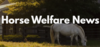 Horse Welfare News   Horse Welfare, Horse Law, Equestrian