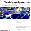 Taking up Spacetime