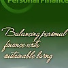 Sustainable Personal Finance