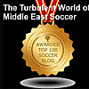 The Turbulent World of Middle East Soccer